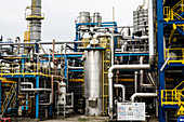 Hydrogen production facility