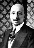 Gabriele D'Annunzio,Italian writer