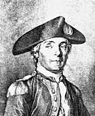 J. P. Jones,naval officer,illustration