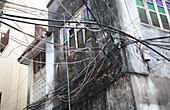Electricity supply,Stone Town,Zanzibar
