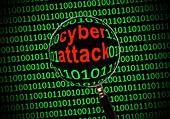 Cyber attack,conceptual image