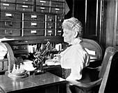 Flora Patterson,US mycologist