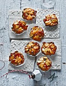Classic Christmas biscuits: Florentines