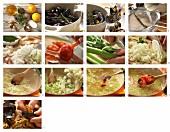 Muschelsuppe zubereiten