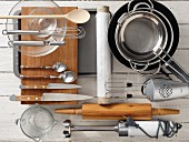 Utensils for meat dishes