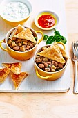 Samosa Potatoe Pies