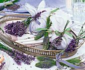 Lavendelsäckchen selbermachen: 3/3