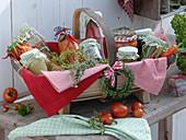 Selbstgemachte Geschenke aus der Küche