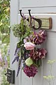 Blumen und Kräuter Trocknen