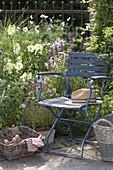 Duft - Sitzplatz im kleinen Garten