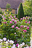 BADMINTON Estate - THE SOUTH Garden