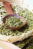 Grüner Tee aus Japan (ungekocht)