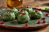 Pkhali (Georgian Appetizers)