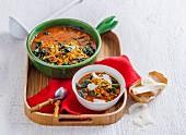 Hearty Bolognese Soup