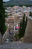 View of Arta in Mallorca, Spain
