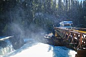 A campervan tour through Wells Gray Park in British Columbia, Canada