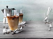 'Iced Coffee Kick' iced coffee