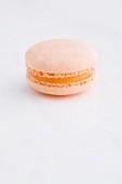 Orangen-Macaron