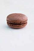 Schokoladen-Macaron