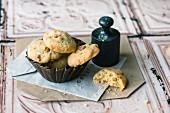 Schnelle Walnuss-Cookies