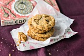Quick and easy oatmeal cookies
