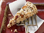 Amaranth muesli bar