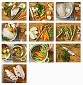 How to make chicken pot au feu
