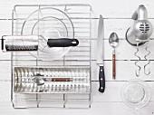 Kitchen utensils for making cakes