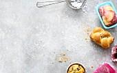 Verschiedene Minikuchen