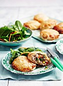 Tuna and Veg Pies