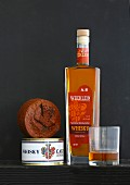 Whisky and whisky cake by Günter Wecklein from Franken, Germany