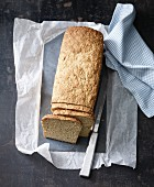Potato bread with oats (lactose-free)