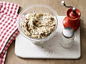 Porcini butter with walnuts (lactose-free)