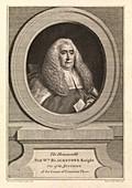 William Blackstone, British judge
