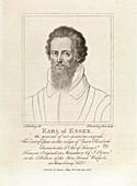 Robert Devereux, English nobleman