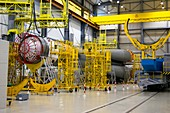 Soyuz rocket at Guiana Space Centre