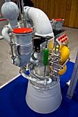 Ukrainian rocket engine