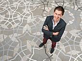 Andrew Goodwin, British chemist