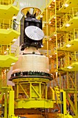 Exomars spacecraft preparation