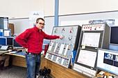 Preparing for LHC restart at CERN
