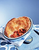 Prawn pie