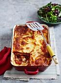 Italian Smoked Cheese Lasagne