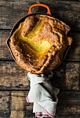 Dutch Baby (Omelett, USA)