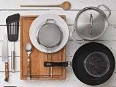 Kitchen utensils for making quinoa