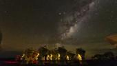 Alma radio telescopes, Chile