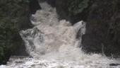 Waterfall, slow motion