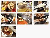 Baked Beans mit Ahornsirup und Chili zubereiten