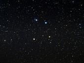Constellation of Corvus