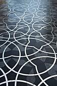 Penrose paving, University of Oxford