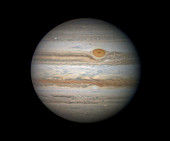 Jupiter, optical image